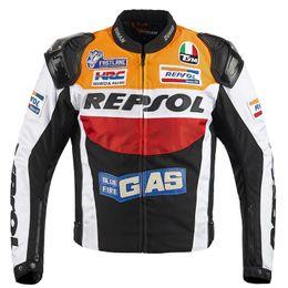 2019 chaquetas de moto oxford DUHAN vs03 Chaquetas de moto moto GP REPSOL moto Racing chaqueta de calidad superior OXFORD Riding Jersey chaquetas de moto oxford baratos
