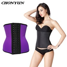 dee6546e26 Hot Body Shapers Waist Trainer Slimming Belt Corset Women Postpartum Belly  Modeling Belt Strap Shapewear Tummy Shaper Plus Size