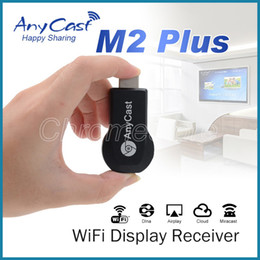 Mini-empfänger hd online-HD 1080P Anleger M2 plus Airplay WiFi Display TV Dongle Receiver DLNA Easy Sharing Miracast Drei Modi Mini-TV-Stick für Android ios