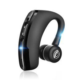 micro cuffia senza fili del micro bluetooth Sconti Nuovo controllo vocale wireless Musica Sport Bluetooth 4.1 Auricolare vivavoce 3D HiFi Bluetooth Cuffie Auricolari