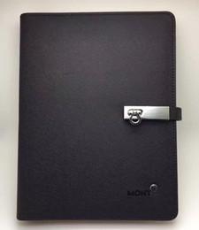 journal d'affaires en cuir Promotion Bloc-notes de luxe en cuir agenda homme fait à la main carnet de notes cahier classique journal périodique de conception avancée fournitures de bureau