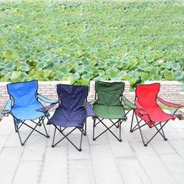 2019 держатель сиденья Складной стул для кемпинга с подставкой для чашки на открытом воздухе складной сложить сиденье палуба рыбалка пляжный стул открытый стул LJJZ594 дешево держатель сиденья