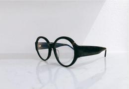Marcos para prescripción online-5410 marco de los vidrios claros gafas de diseño de lentes de prescripción diseño de estilo gafas de moda gafas hechas a mano de las mujeres de la marca de marco con la caja