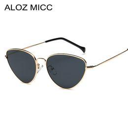 8e02973501 marcas de gafas de sol italianas Rebajas ALOZ MICC Gafas de sol de lujo  para mujer