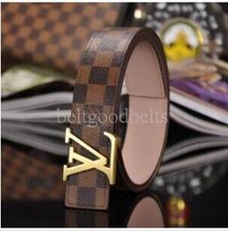 2019 tableau de taille de ceinture Hot 2020 noir classique de luxe de haute qualité Ceintures Designer Fashion ceinture grand Les hommes de ceinture boucle de ceinture Ceintures perles womensLvS