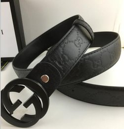 fivelas de cinto originais Desconto Fivela de alta qualidade Carta sólida Com caixa Original Moda cinto de couro Genuíno cintos para Homens Mulheres Vestido homem cinta Jeans cinto