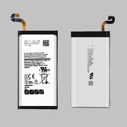 probando la batería del iphone Rebajas Para samsung Batería s3 s4 s5 s6 s3 mini s4 mini note2 note3 note4 batería 100pcs / lot alta calidad HOTFor Samsung galaxy S8 Edge Battery EB-B