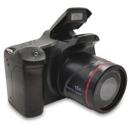 av card Desconto 1080p HD câmera telefoto SLR lente da câmera digital com luz de preenchimento de vídeo 1600W de pixels presentes 16X zoom av interface de viagem essencial