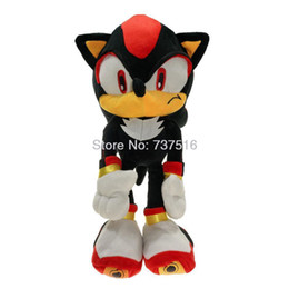 Yeni Sonic Serisi Ultimate Yaşam Formu Büyük Siyah Gölge Kirpi Peluş Yumuşak Bebek Dolması Hayvan Oyuncaklar Çocuklar Hediyeler 20 Inç cheap ultimate series nereden nihai seri tedarikçiler