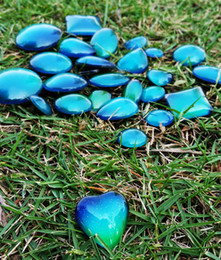 2019 diverse pietre di colore 2019 New Fashion Magic Mood Cambia colore Pietra Fancy di alta qualità di diverse dimensioni ovale / tondo pietra preziosa in vendita sconti diverse pietre di colore