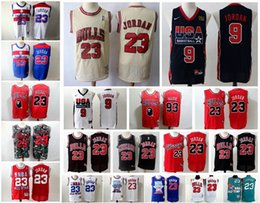 Maillot de basket étoile rouge en Ligne-Mens All-Star 23 Michael