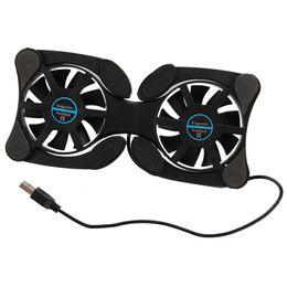 Notebook Cooler Portátil Dobrável Notebook Cooler Base de Resfriamento de Fornecedores de laptops por menos