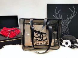 Zip rosa online-Borsa da viaggio in pvc / borsa da viaggio in pvc con cerniera / borsa cosmetica in pvc di bellezza / borsa per il trucco / borse rosa / cosmetiche