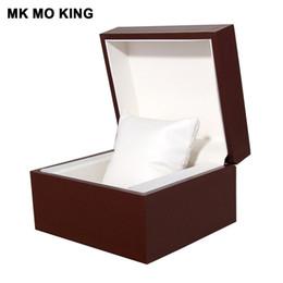 браслет для часов Скидка  gift box for  AP men's women's watch bracelet solid wood box