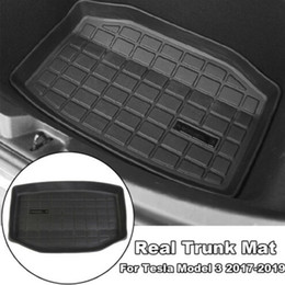 XUKEY For IS IS250 IS300 IS350 2006 2007 2008 2009 2010 2011 2012 2013 4DR Sedan Tailored Boot Liner Cargo Tray Rear Trunk Liner Floor Mat Sheet Carpet Luggage Tray Waterproof