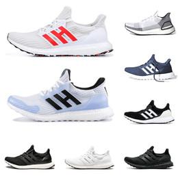 2019 marcheur Adidas 2019 ultra boost 19 chaussures de course pour hommes femmes top qualité triple noir blanc walker chaussures de sport respirant mode hommes Oreo promotion marcheur