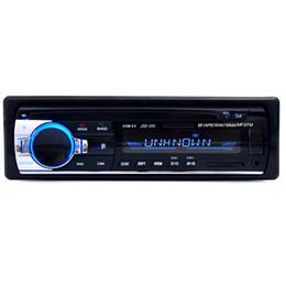Плеера mp4 онлайн-JSD - 520 12V Bluetooth V2.0 Автомобильный стерео-аудиосистема In-dash Single Din FM-приемник Aux Входной приемник USB MP3 MMC WMA-радио-плеер