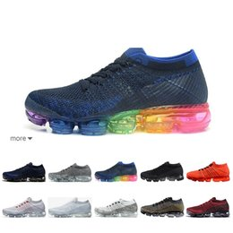 9deea723c9cf3 With Box Mens 2019 Vaporsmaxs 3 Trainers for Men Running Shoes Male Jogging  Womens Max Sneakers Female Vapors Sneaker Female Sports Chaussur vapor shoes  for ...
