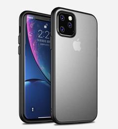 2019 Nuova custodia per cellulare Iphone11 Custodia protettiva per Apple 11 Max Custodia protettiva antiriflesso trasparente antiriflesso Xr2 da