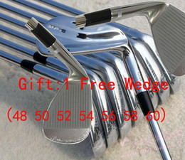 Argentina Free Golf Wedge + Mens Golf Clubs MP5 Golf Hierros 10 tipos de grafito / eje de acero disponible Suministro