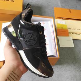 2019 scarpa bassa per la signora Calzature sportive per donna Sneakers basse estive traspiranti da corsa 2019 estive con scarpe da donna originali della scatola Fashion M # 04 Zapatos Vendita calda scarpa bassa per la signora economici