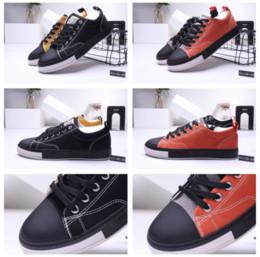 2019 scarpe casual del campus scarpe da ginnastica COURT70S di qualità superiore uomo scarpe casual uomo tecnologia di stampa sandali Campus scarpe casual Joker alla moda con logo sconti scarpe casual del campus