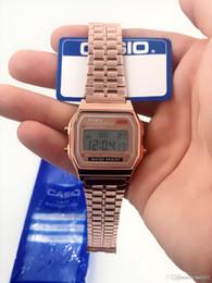 marca de luxo assistir mulher unisex Desconto Apressado Unisex Caseo Prata A mulheres Relógio De Luxo de Alta Qualidade Relógios De Quartzo Relógios De Pulso De Ouro Top Marca Relógio Ipg de Aço Dourado