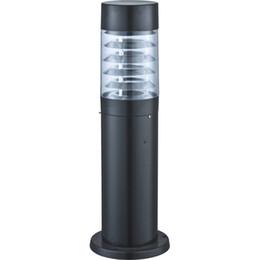Фонарные столбы онлайн-900 мм сад парк светодиодные лампы полюс свет открытый крыльцо свет лампы проход дорожки стержень пал светодиодные газон пост кубовидной