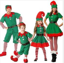2019 фиолетовая женщина средневекового платья Бесплатная доставка Рождество косплей костюм Дети Мальчик Девочка партии танца Этап Wear Elf фестиваль для взрослых мужчин и женщин Зеленый Эльф костюмы косплей