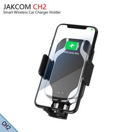 Nuevos teléfonos inteligentes online-JAKCOM CH2 Smart Wireless Car Charger Mount Holder Venta caliente en cargadores de teléfonos móviles como nuevas ideas de productos 2018 x cama inteligente