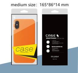 2019 blister verpackung iphone Blister pvc kunststoff klar kleinverpackung paket box für iphone x xr xs klar handy case abdeckung rabatt blister verpackung iphone
