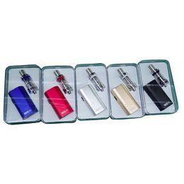 Jomo lite 40w starter kit jomo 40w mod mini lite box mod bulit-in 2200mAh batteria kit vaporizzatore 3ml Lite serbatoio vs priv v8 da