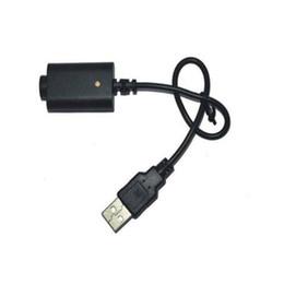 2019 evod vape penna bianca Caricatore USB per eGo, eGo-T, eGo-C, eGo-W, eGo-F ecc 650mah-1300mah E-Sigaretta ego caricabatterie usb Spedizione gratuita