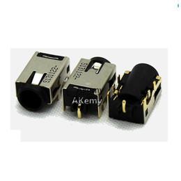 Cargando laptop dc online-1 ~ 100 unids / lote 5 Pin Laptop AC DC Toma de corriente Puerto de carga Adaptador Adaptador Conector Para ASUS Zenbook UX31E UX31A UX21 UX21E UX21A