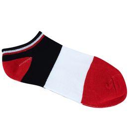 MUQGEW теплые носки для девочек беговые носки из хлопка 1Pairs Унисекс в полоску Удобные хлопчатобумажные носки Тапочки Короткие носки на щиколотке # y4 от