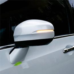 подходящее освещенное зеркало Скидка боковая дверь бокового зеркала заднего вида после последовательного движения мигает светодиодными динамическими указателями поворота