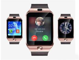 НОВЫЙ Для IOS Apple, Android смарт-часы SmartWatch MTK610 DZ09 Montre Intelligent Reloj Inteligente с высоким качеством батареи от Поставщики reloj smart watch