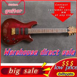 2019 jaguar chitarra nuova La chitarra 6 corde rossa può essere personalizzata