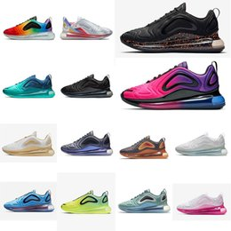 Néons de sport en Ligne-Top qualité Être Vrai Chaussures De Course Northern Lights Throwback Future Collection Hot Neon Lava Sunrise Womens Hommes Designer Sport Sneakers