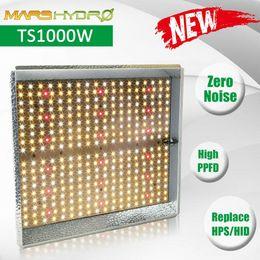 Mars Hydro TS 1000W LED crece la flor de luz de espectro completo para todas las plantas Hidropónicos Planta Jardín interior Crecimiento desde fabricantes