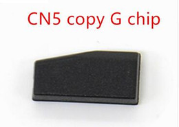Chip di alta qualità all'ingrosso Auto Blank CN5 copia [TOY] G chip 80 bit, può sostituire CN2 copia 4D (TPX2) (ripetere clone di CN900) da
