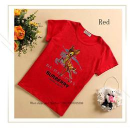 muchachas lindas medio camisetas Rebajas Niños 2019 Verano de manga corta T camiseta linda Ropa para niños Chicos de algodón puro Coreano Half Girl Chaqueta de tiempo libre