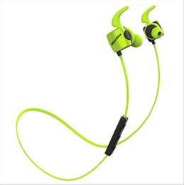 Mejores auriculares auriculares deportivos online-Los mejores auriculares Bluedio TE deportivos bluetooth auriculares / auriculares inalámbricos auriculares in-ear con micrófono Sweat Proof Bluetooth auriculares para coche