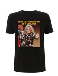 Meine Mädchen coole Mutter KiSS T-Shirt - Film inspiriert - Regina George Amy Poehler regelmäßige Muttertag Geschenkidee - lustiges Shirt von Fabrikanten