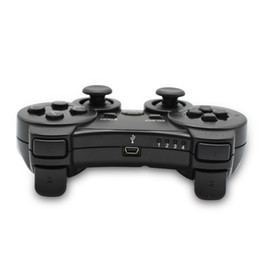 playstation wireless controllers wholesale Promo Codes - PS3 Private controllers Wireless Controller Bluetooth Game Controllers Double Shock For playstation 3 PS3 Joysticks gamepad dhl
