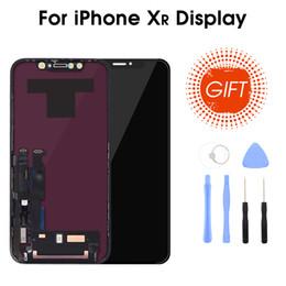 3D Dokunmatik Ekranlı iPhone XR Görüntü Değiştirme için yepyeni Premium Kalite OEM / Satış Sonrası LCD Ekran nereden asus dokunmatik ekran onarımı tedarikçiler