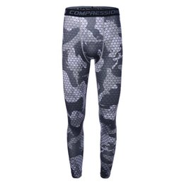 dd2e066e6ef3f5 Laamei Men Fitness Mens Joggers Compression Pants 3D Printed Camouflage Pants  Male Trousers Bodybuilding Tights Leggings For men