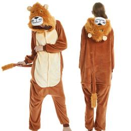 Забавный клоун antic Lion Onesies мужская фланель необычные пижамы косплей костюмы наряд пижамы для взрослых добро пожаловать оптовый заказ от
