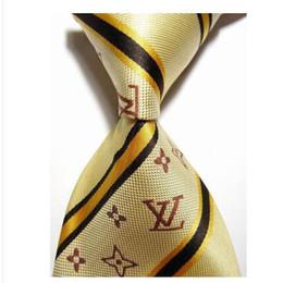Deutschland Herren klassische Seide Polyester Krawatte Herren Marke Krawatten Mode Business Krawatte Hochzeit Kleid Hemd Krawatte Versorgung