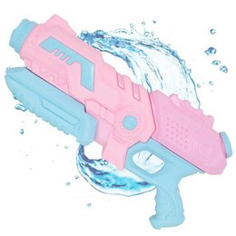 Canada Pistolet à eau jouets pour enfants jouets de plage en plein air bleu rose pièce en stock Offre